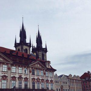 фрау репетитор в Праге