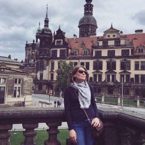 Фрау репетитор в Дрездене